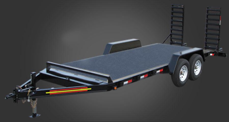 Diamond Floor Equipment Trailer Illinois