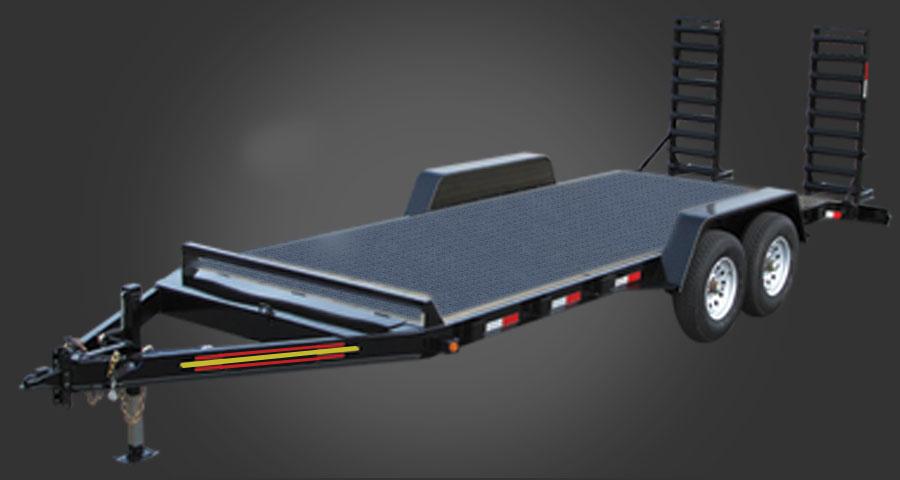 Diamond Floor Equipment Trailer