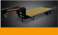 Gooseneck Trailers Equipment Wood Floor