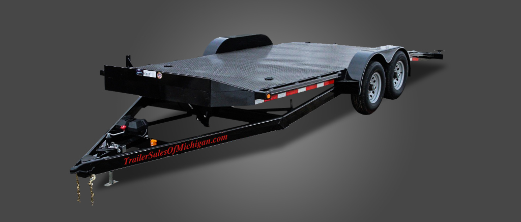Pay Indiana Sales Tax >> 10000 GVWR Car Tilt Trailer by Trailer Sales of Michigan
